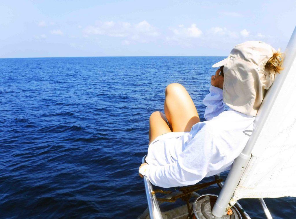 Navegando en Panama