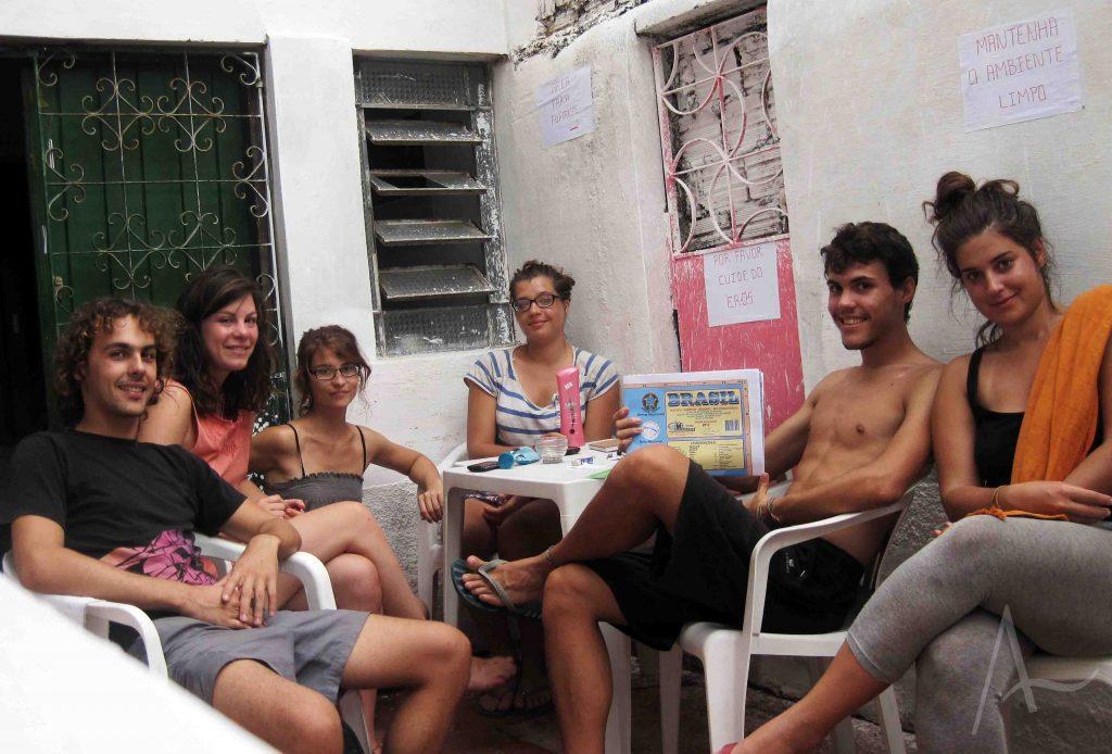 Hostel en Sao Luis, Brasil