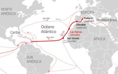 Cómo cruzar el Atlántico en velero