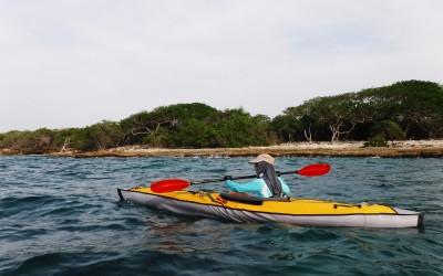 Kayak: Islas Rosario y Península de Barú, Colombia