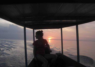 Navegando Rio Amazonas