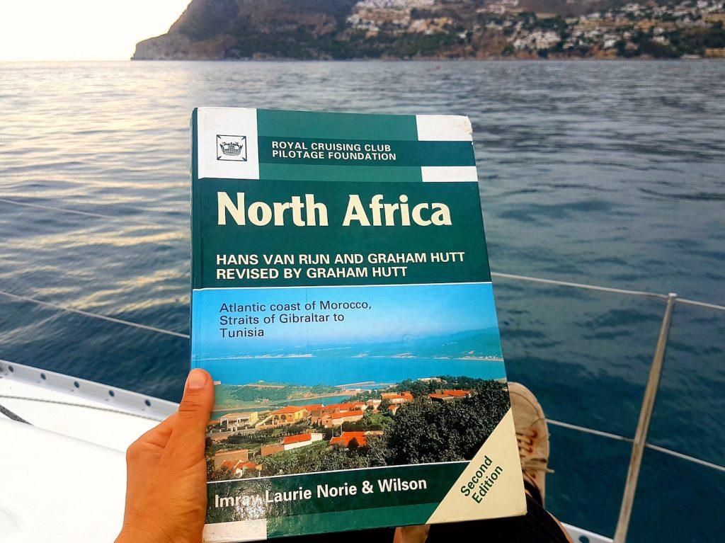 Navegar África, guía