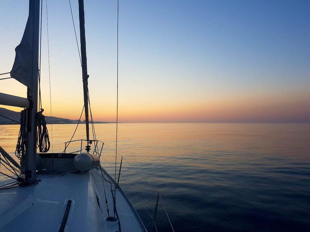 Sueño vivir velero