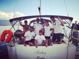 Taller 1º vez skipper - Allende los Mares