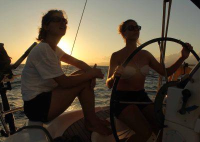 Aprender a navegar en velero