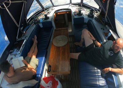 Bañera-velero-Copernico-Doblon