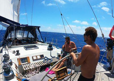 Bañera-Navegación-velero-Copernico-Doblon