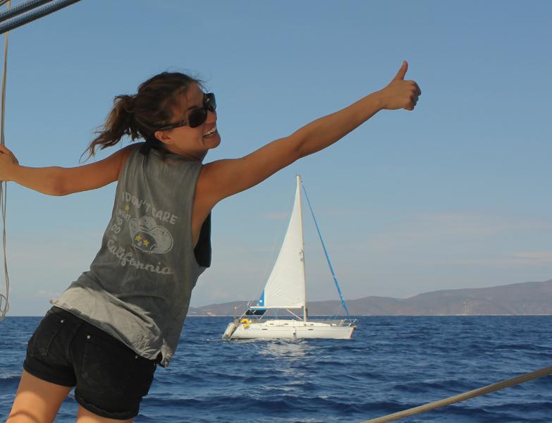 Barcostop - Navegar por mar en velero - Allende los Mares