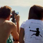 Camiseta Allende espalda