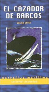 El cazador de barcos-Libro-Nautico-Mar
