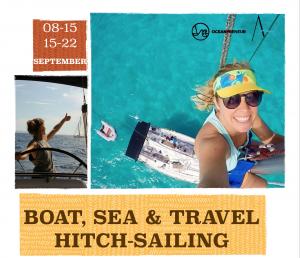 Hitchsailing, barcostop