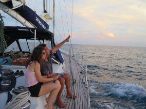 Conocer el medio velero