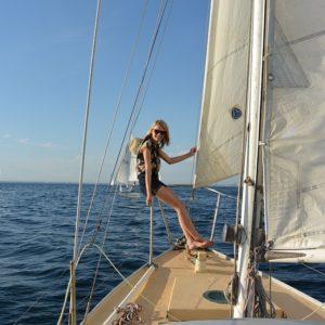 Jessica Watson - Solo Sail 16 years old