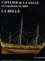 La belle-1684-Cavelier-de-La-Salle-Libro-Nautica-Mar