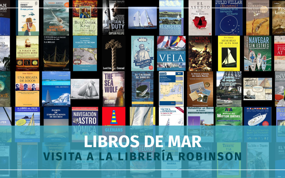 50 Libros de mar