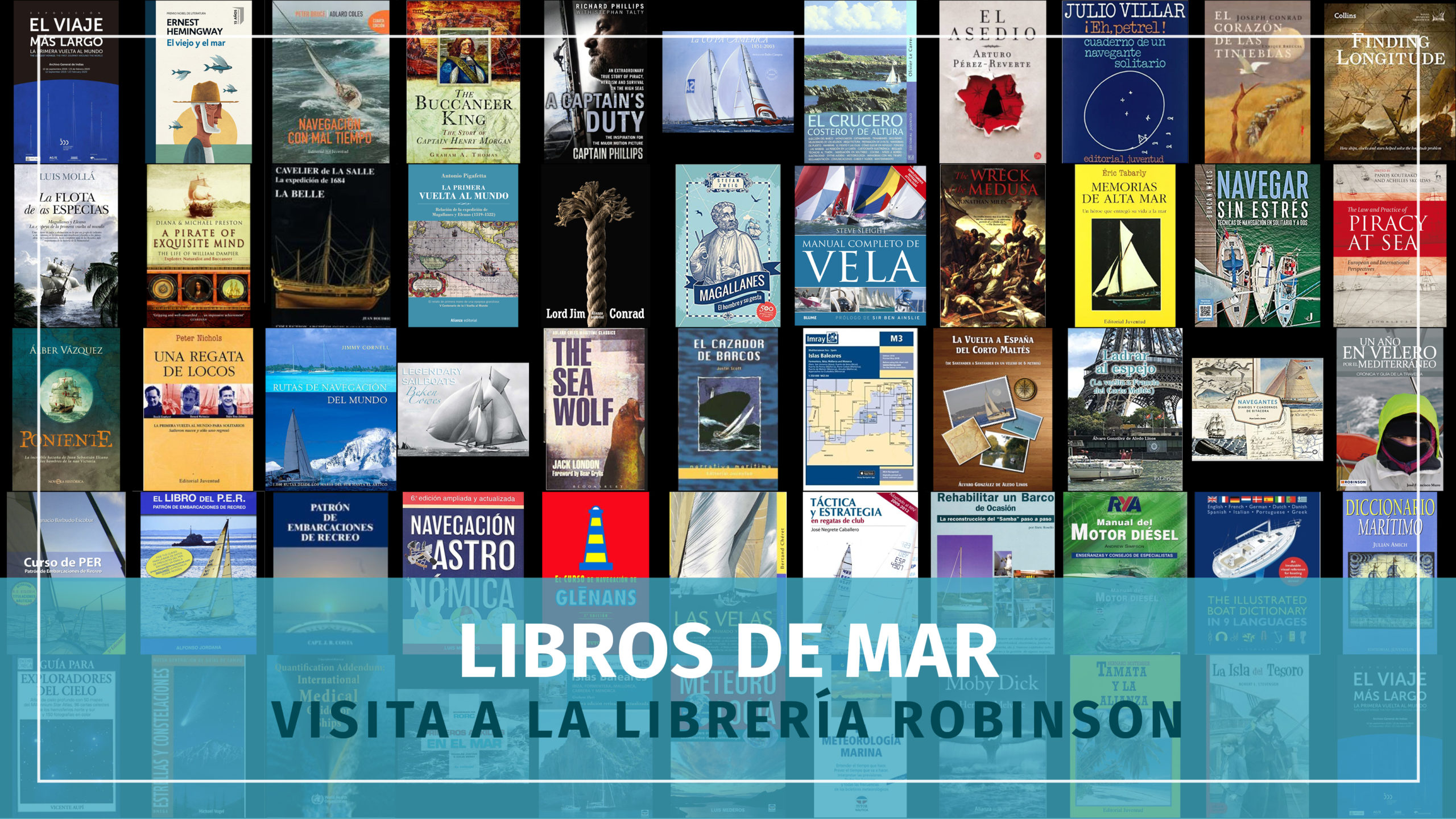 Libros De Mar-Nautica-Veleros