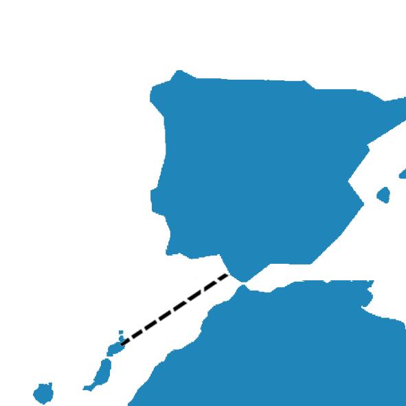 Itinerario CAP