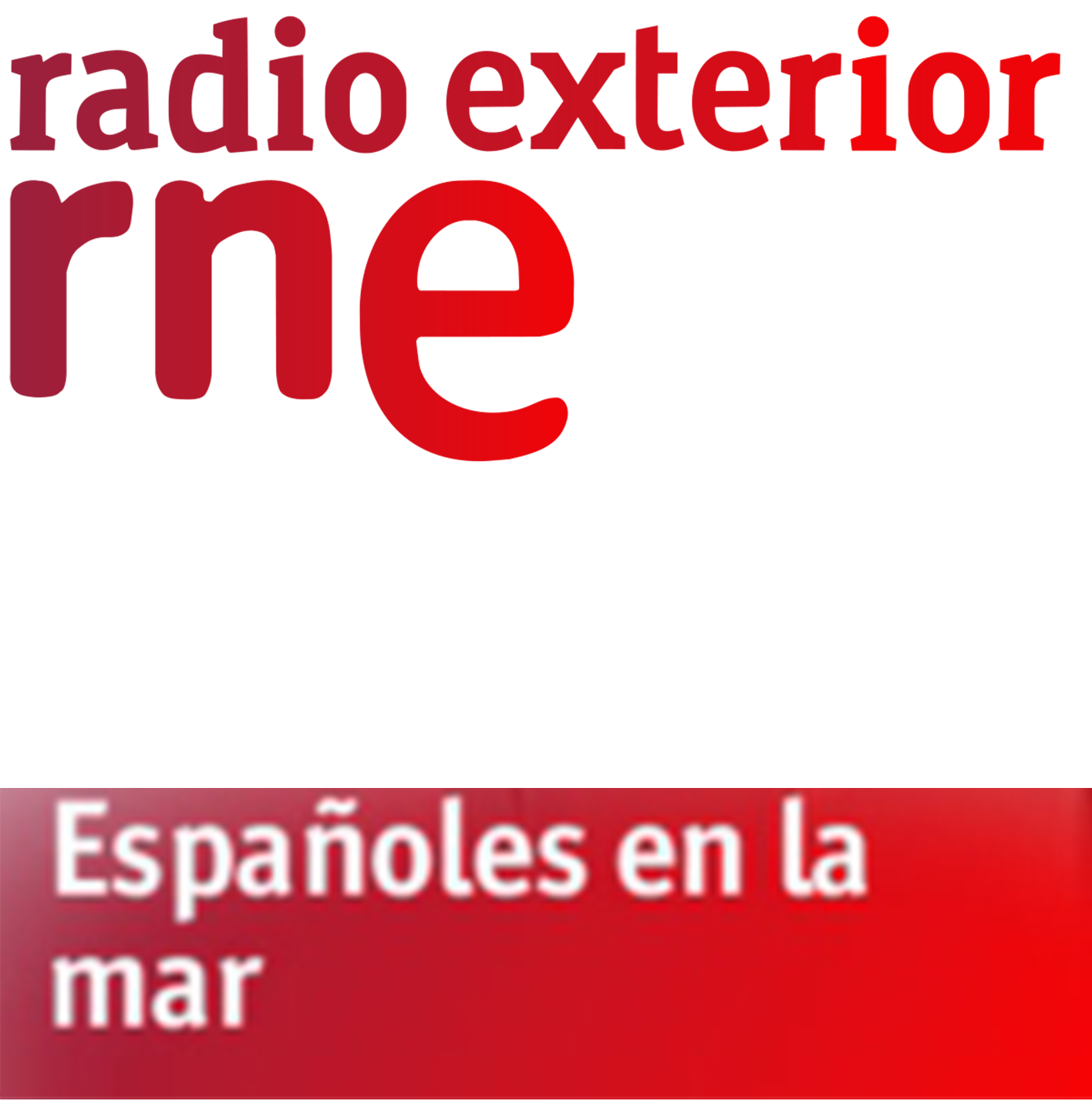 Radio Exterior Rne logo