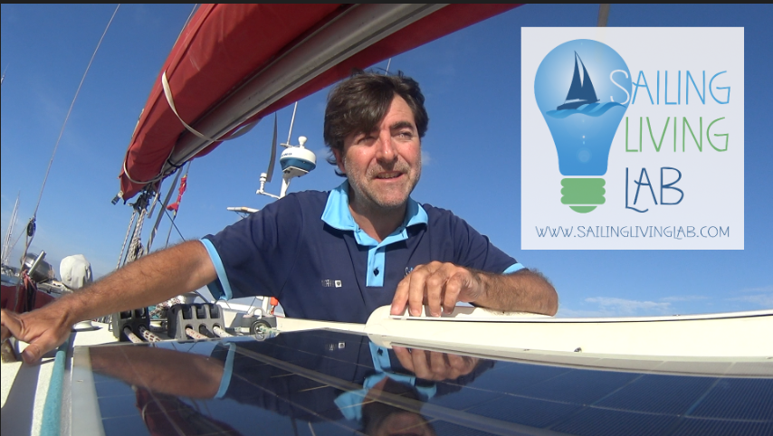 Diego de Miguel, Sailing Living Lab