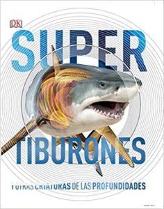 Super tiburones-Libro-nautica-Mar-Niños