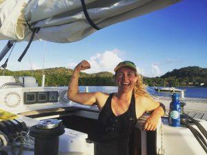 Suzanne Van Der Veeken - Oceanpreneur
