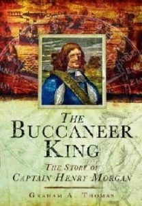 The Buccaneer king-Libro-Nautico-Mar-Piratas