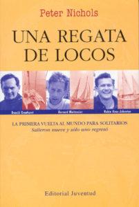 Una regata de locos-Nichols-Libro-Nautica-Mar.