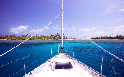 Viajar a bordo de un velero