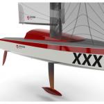 Livrea 26, barco en 3D